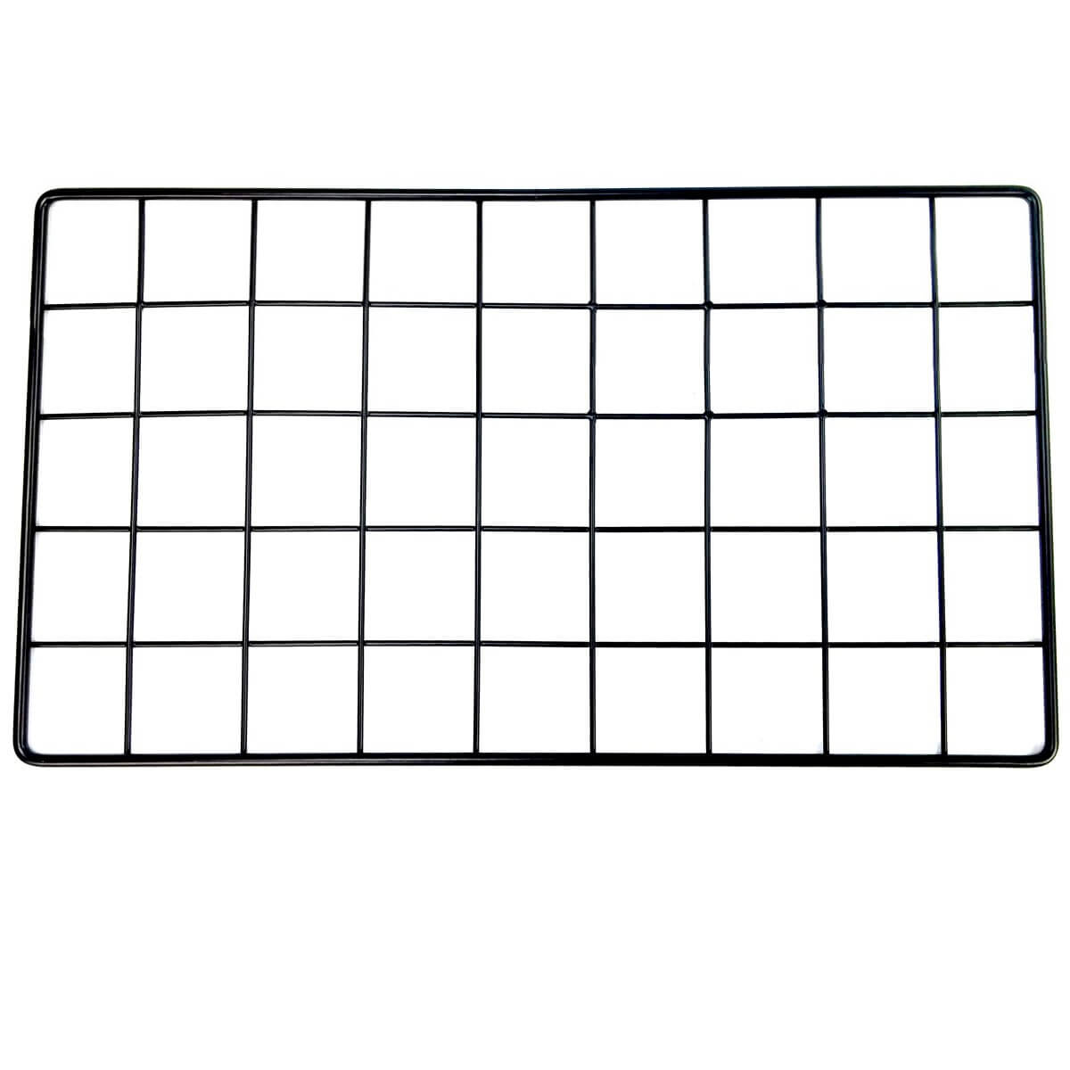 16 Rod Octagon Grid: Tall Half Grid 5x9 Inner Squares, 7 13/16 X 14 Inches