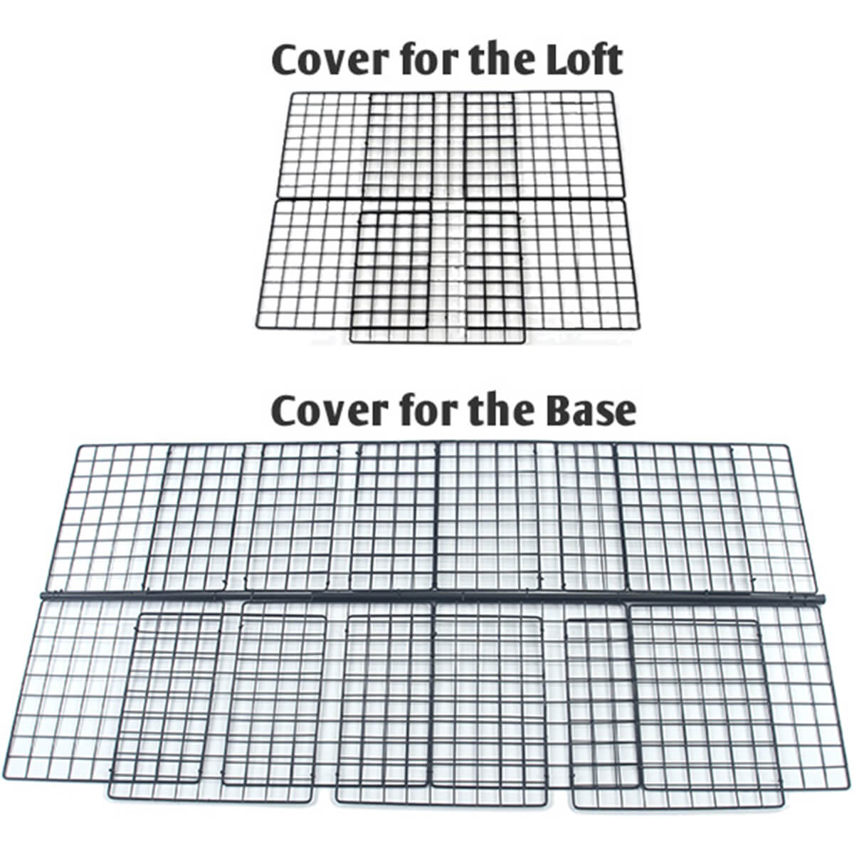 Deluxe Flip-Fold Covers