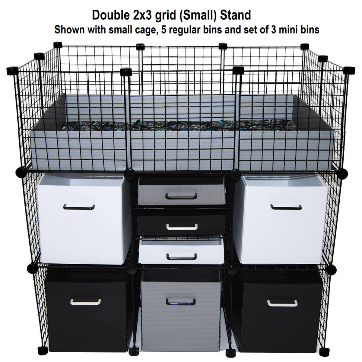 Cage Cubby Small System - 810100