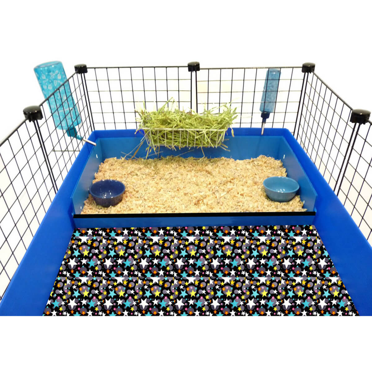 Cavy Cafe Kitchen insert for C&C Guinea Pig Cage