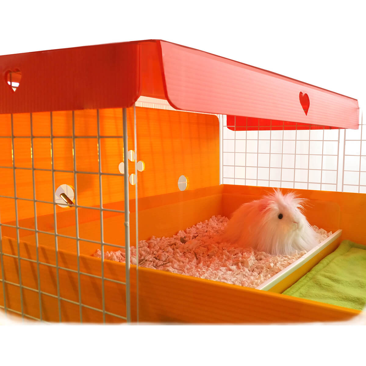 Cavy Kitchen Suite for C&C Cages