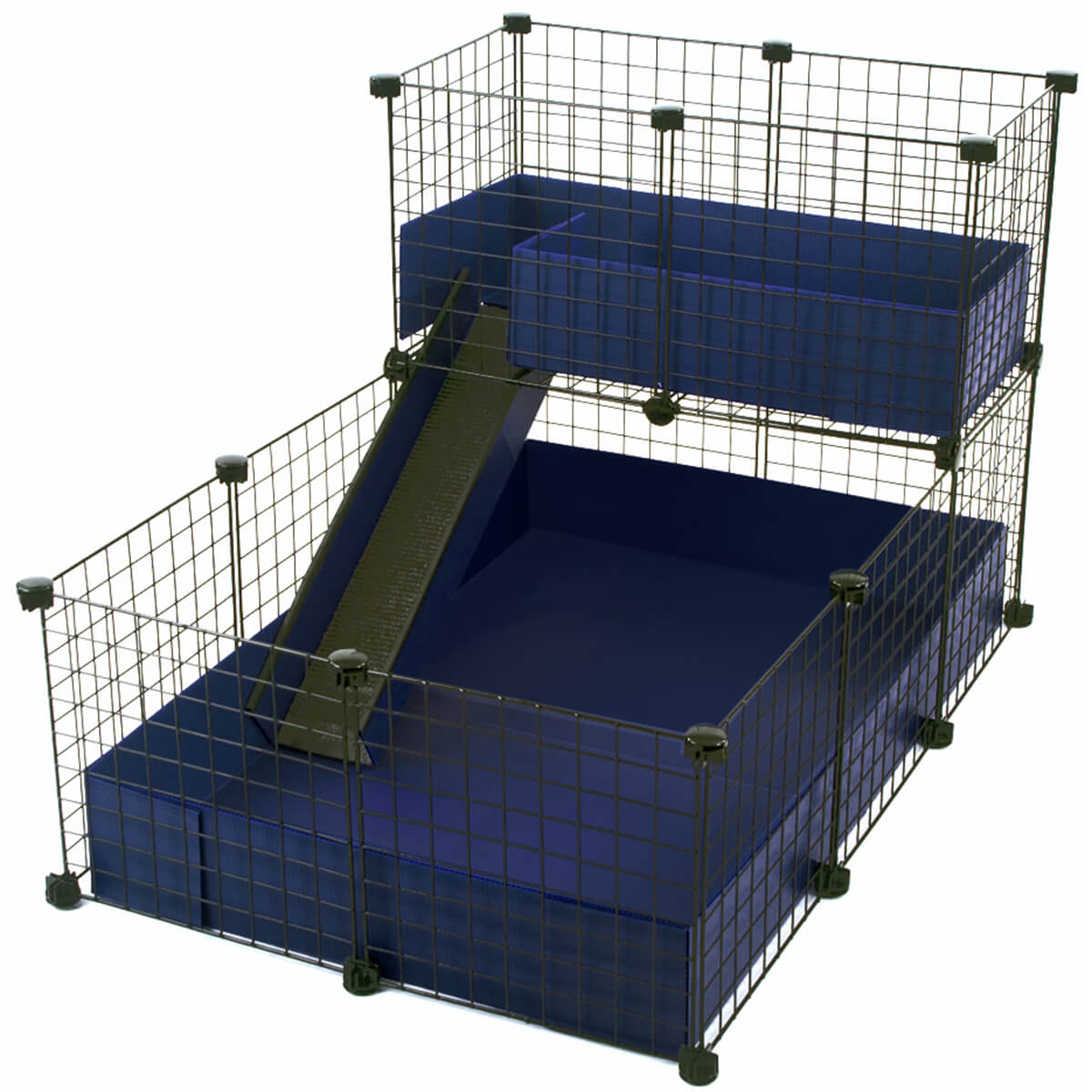 Small 2x3 grids loft deluxe cages c c cages for for Small guinea pig cages for sale