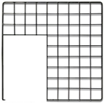 Special Cut Grid for Inset Ramp