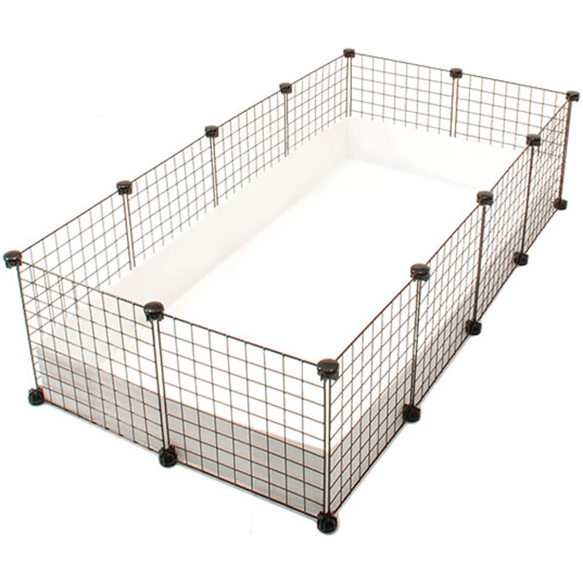 large 2x4 grids cage   clearance   cages   c amp c cages for guinea pigs