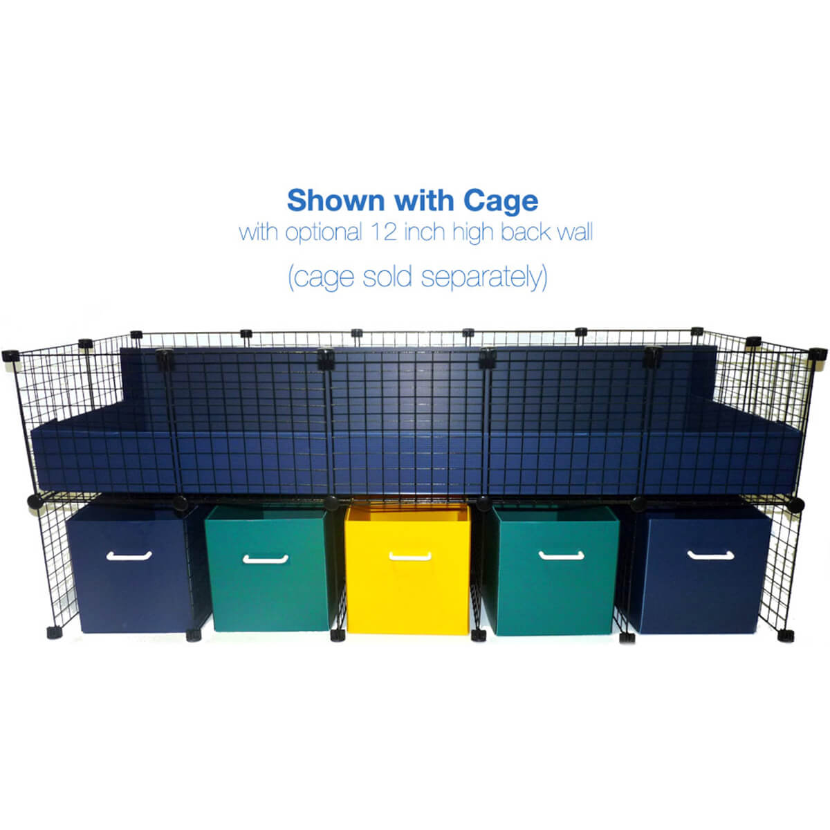 Jumbo Cage Stand