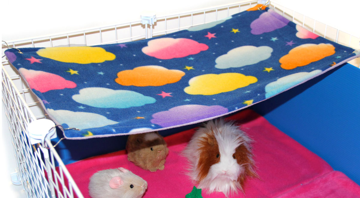 piggy fleece awning