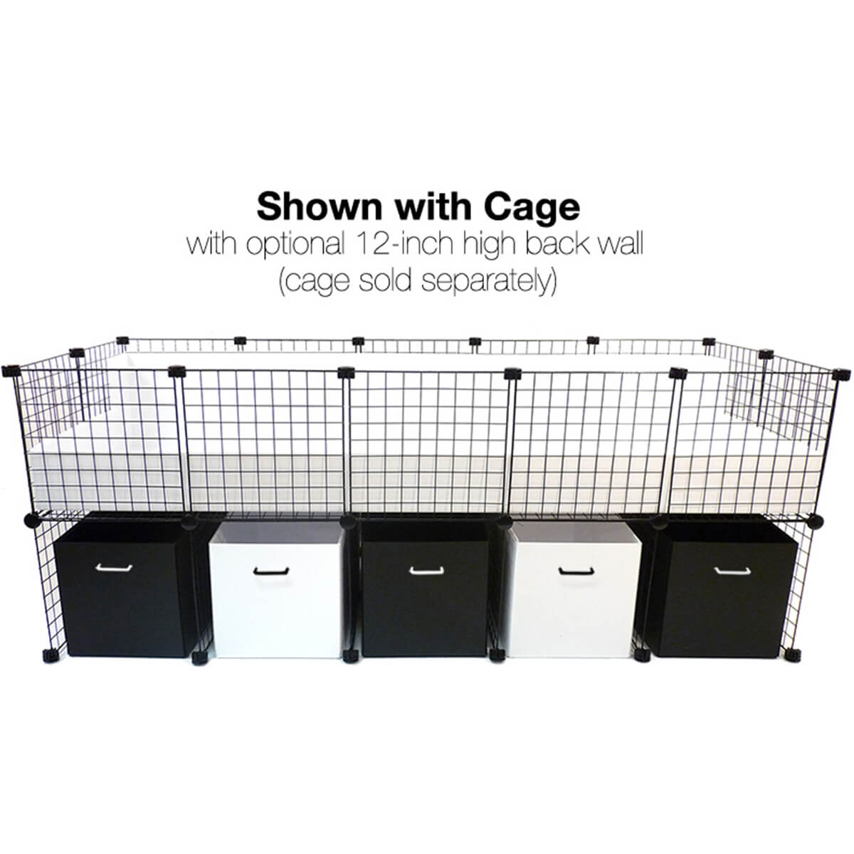 Brand-new Cage Cubby XL System - Cage Cubby Systems - Cagetopia XI71