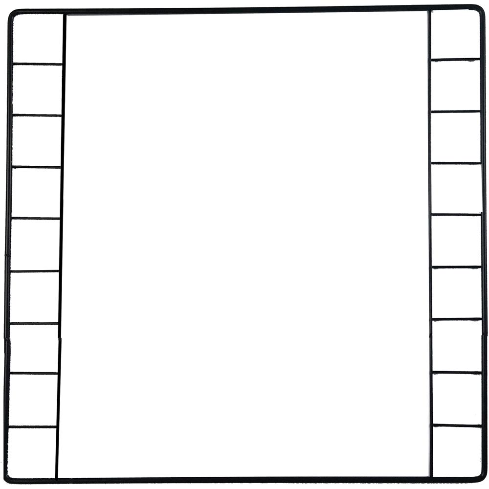 Door Grid for C&C Cages