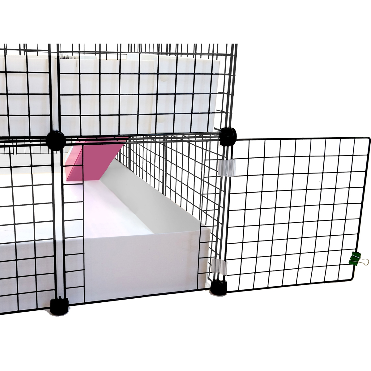 Door Kit - GRID-DOORKIT  sc 1 st  Guinea Pig Cages Store & Kit Includes (1) Door Grid 9x9 inner squares with 7x9 inner square ...