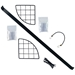 French Door Kit - End Wall - GRID-FRENCHDOORKIT-END