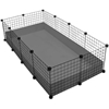 Large (2x4 Grids) Cage - CAGE-LG