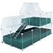 Large with Wide Loft, COVERED - CAGE-LG-WL-CVR
