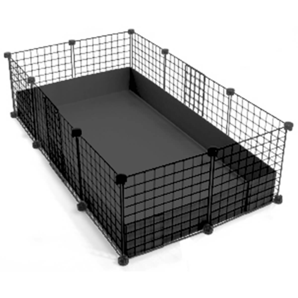 Perfect Medium (2x3.5 Grids) Cage - Standard Cages - Cagetopia PN22