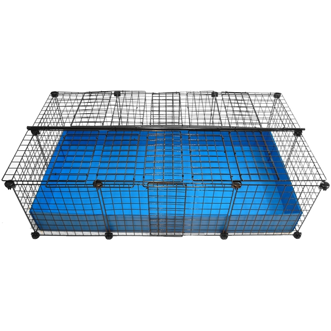 Medium Covered C&C Cage for guinea pigs