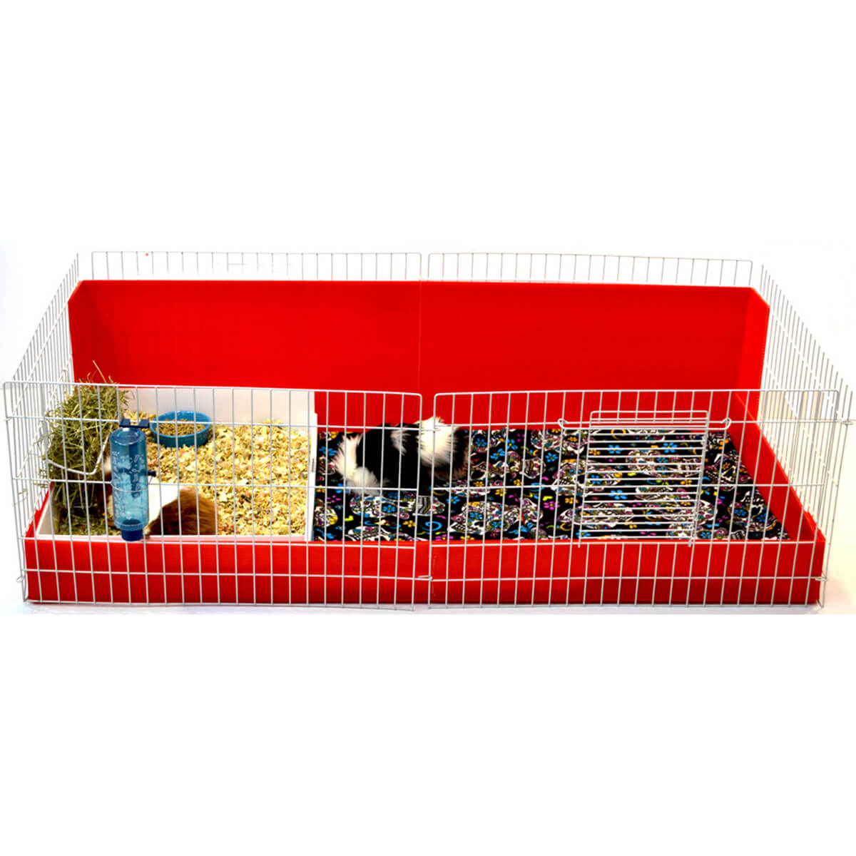Midwest diner a kitchen insert for the midwest guinea for Coroplast guinea pig cage for sale