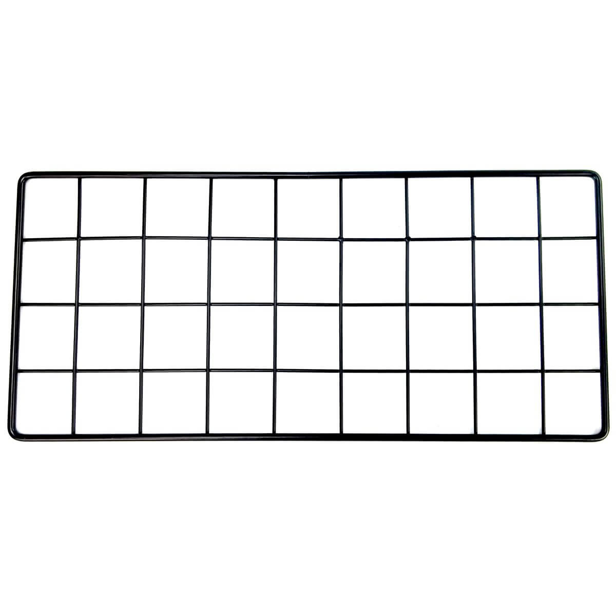 Half grid, narrow - 4 inner grid holes wide, regular size long
