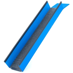 Cagetopia C&C Ramp for guinea pig cages - blue