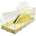 XL with WIDE Loft, COVERED - CAGE-XL-WL-CVR