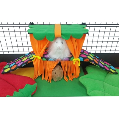 Piggy Perch C&C cage addition for guinea pigs