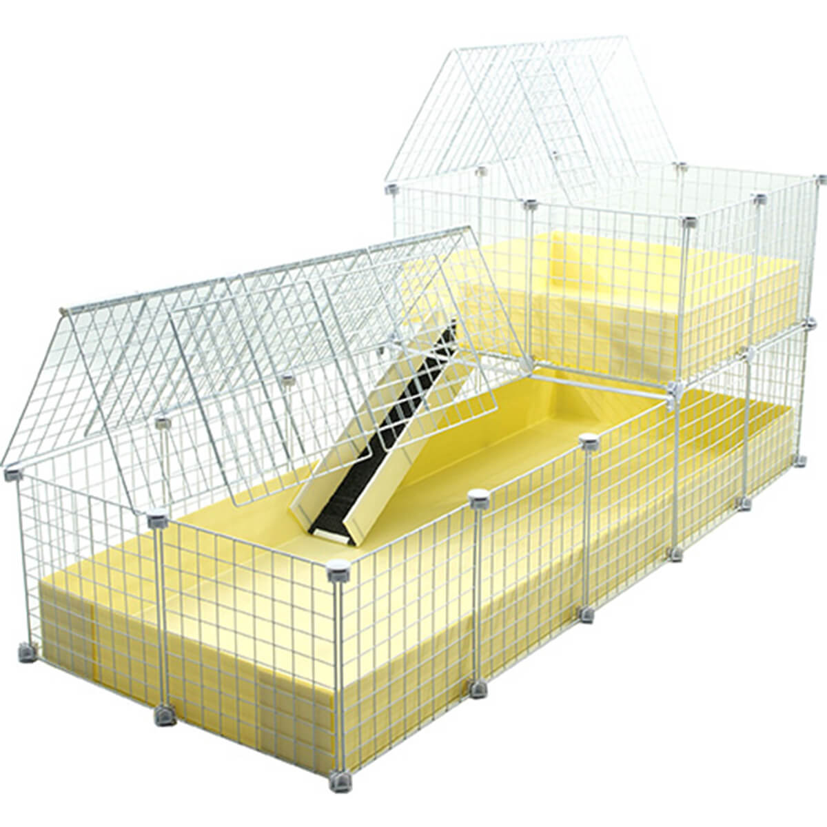 xl partially open C&C cage