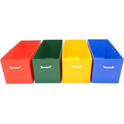 Bins for Large Cage - primary